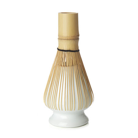 White Matcha Whisk Holder