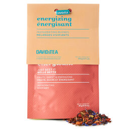 Energizing teas sampler