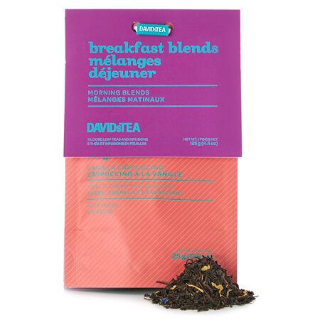 Breakfast blends tea sampler