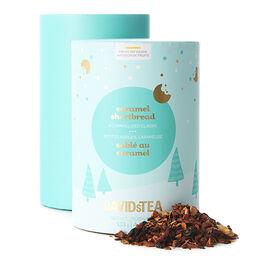 Caramel Shortbread Large Tea Solo