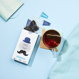 Organic Cream of Earl Grey Sachets