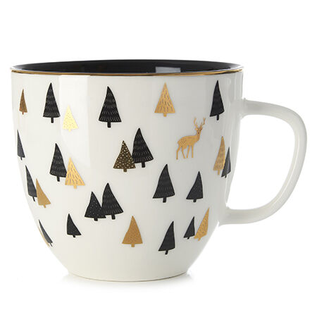 Deer Latte Mug