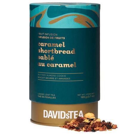 Grande boîte Sablé au caramel