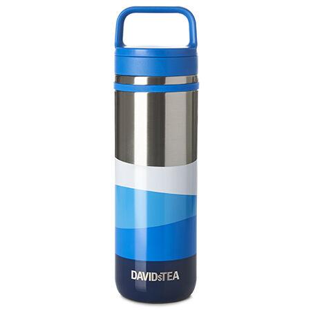 Big Stripe Carry Travel Mug