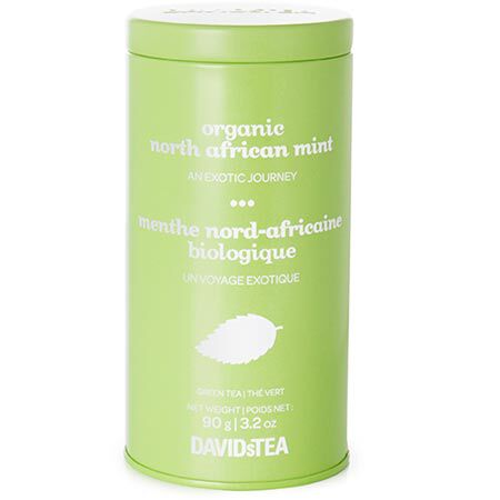 Organic North African Mint Rainbow Tin