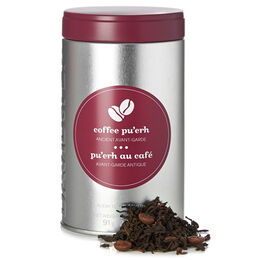 Coffee Pu'erh Perfect Tin