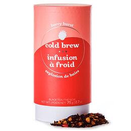 Solo de thé Infusion à froid Explosion de baies