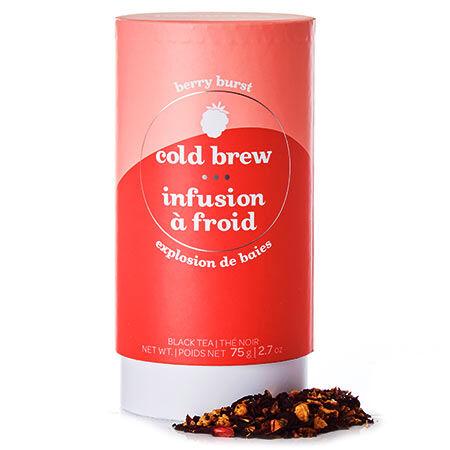 Berry Burst Cold Brew Tea Solo