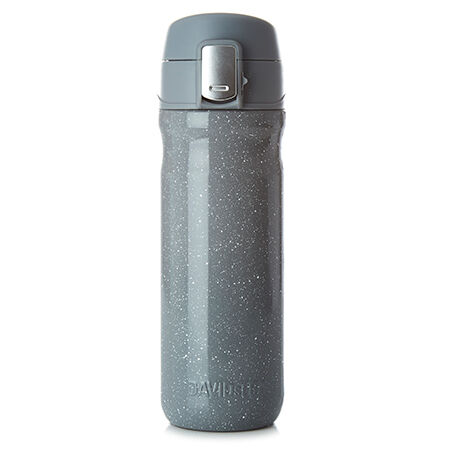 Stone Speckled Lock Top Travel Mug