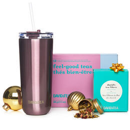 Feel Good Teas Purple Gift Pack