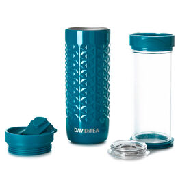 Tea Press Starcut Deep Teal