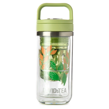 Spring Leaves Mini Matcha Maker