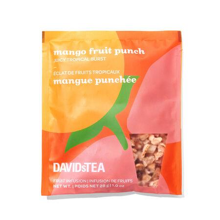 Portion pour pichet de thé glacé Mangue punchée