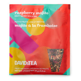 Raspberry Mojito Iced Tea Pitcher Pack