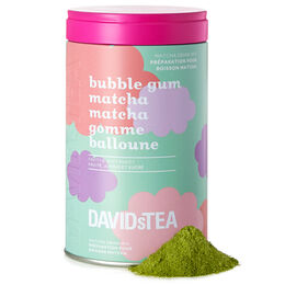 Bubble Gum Matcha – Limited Edition printed tin