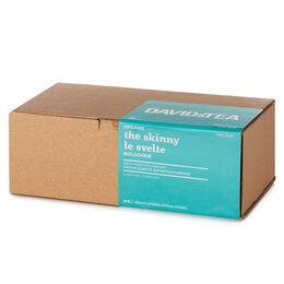 Boîte de 25sachets Le svelte biologique