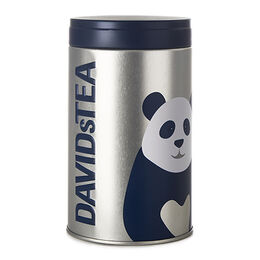 Seasonal Tea Tin Panda