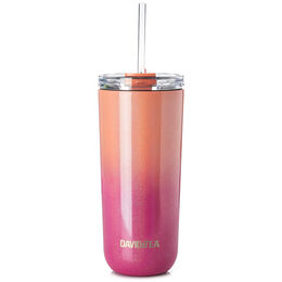 Favourite Tumbler Holographic Two Tone Coral
