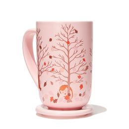 Nordic Mug Hedgehog Pink