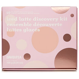 Iced Latte Discovery Kit