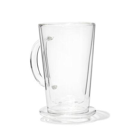 Double Walled Glass Perfect Mug