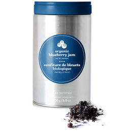 Organic Blueberry Jam Favourite Tin
