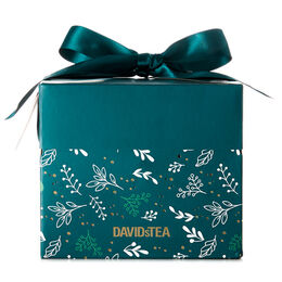Teal Iconic Box with tag
