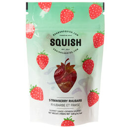 SQUISH Strawberry Rhubarb