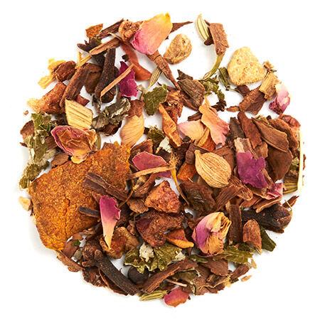 Organic Rose Chai