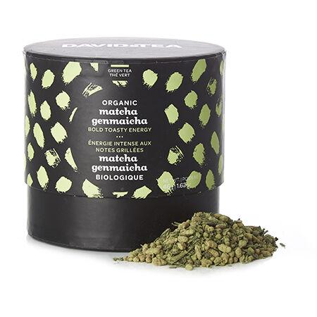 Organic Matcha Genmaicha Traditional Solo