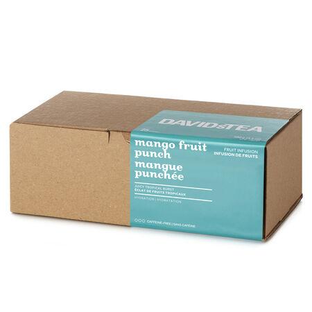 Boîte de 25sachets Mangue punchée