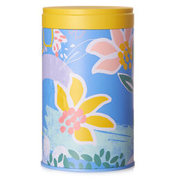 Floral Printed Tin