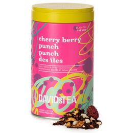 Cherry Berry Punch – Limited Edition printed tin