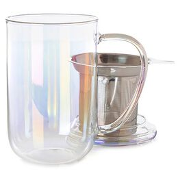 Nordic Mug Glass Iridescent