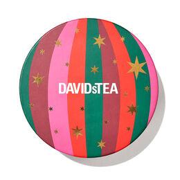 David's Top Holiday Teas Sachet Tea Wheel