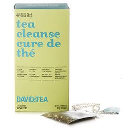 Détox cure de thé