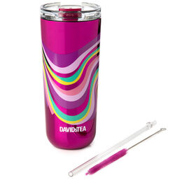 Favourite Tumbler High Gloss Rainbow Fuchsia