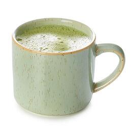 Rustic Matcha Cup Green