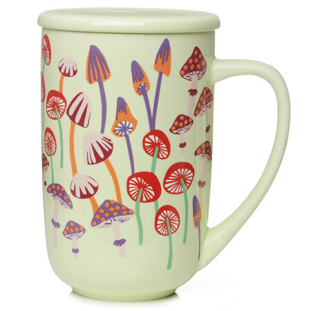 Wild Mushroom Nordic Mug