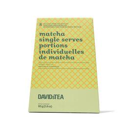 Mango Matcha Single Serves