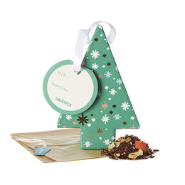 Alpine Punch Tea-filled Ornament