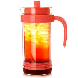 Hibiscus Iced Tea Pitcher Press
