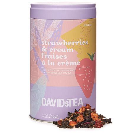 Strawberries & Cream Iconic Tin