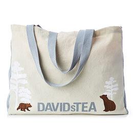 Tote Bag Woodbear