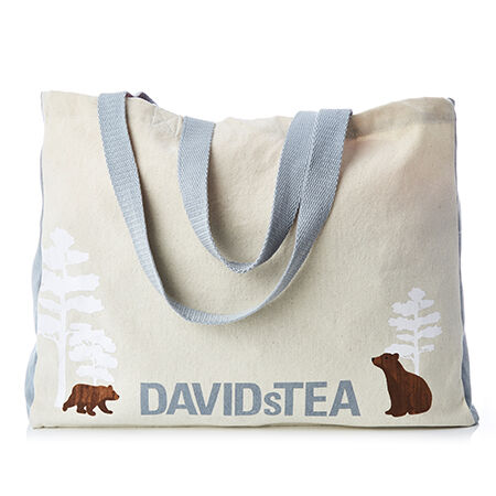 Woodbear Tote Bag