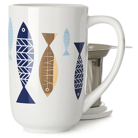 Fish Nordic Mug