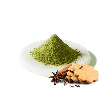 Gingerbread Matcha