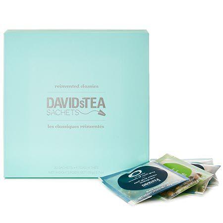 Reinvented Classics Mini Sachet Tea Chest