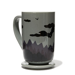 Colour Changing Nordic Mug Haunted Castle Throwback