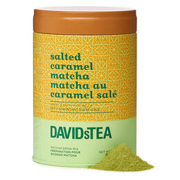 Salted Caramel Matcha Iconic Tin